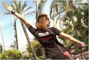 ironman, deporte, triatlon, Mª José Martinez Maroto