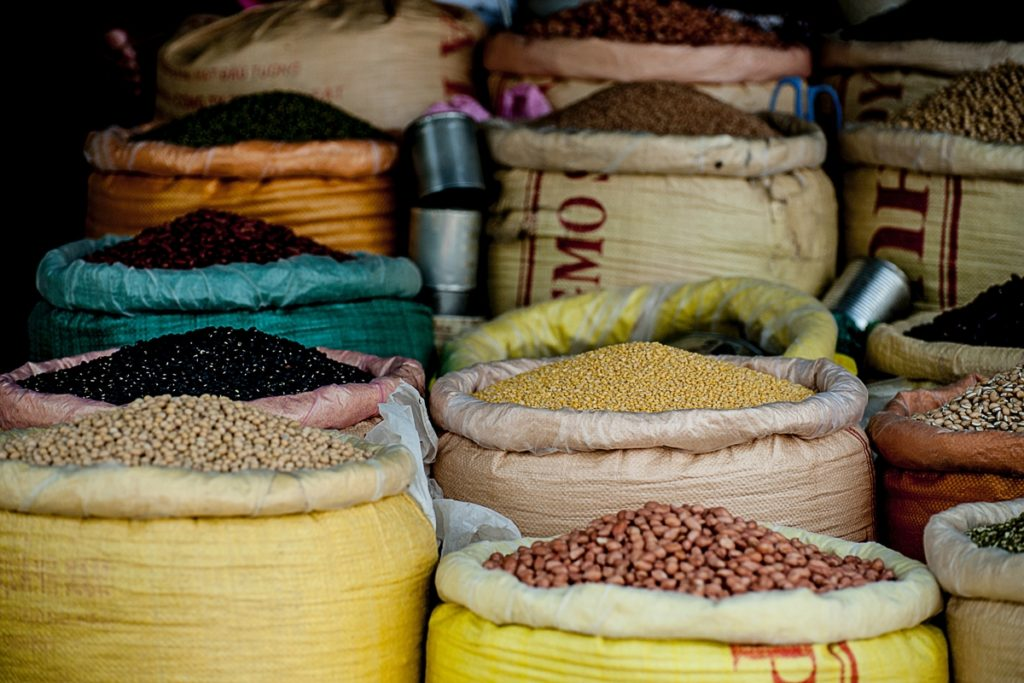 A granel o cómo comprar lo que necesitas evitando residuos